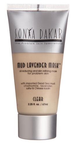 Sonya Dakar Mud Lavender Mask