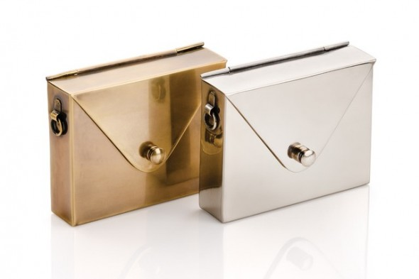 Metal Envelope Bags from JewelMint's Boutique collection