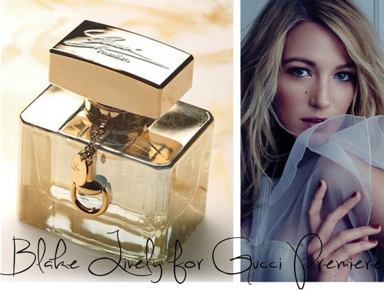 Blake Lively for Gucci Premiere Eau de Parfum
