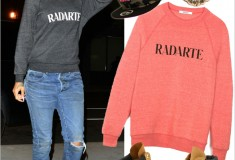 Get her haute look: Rihanna dresses down in Trukfit, Rodarte for Opening Ceremony and Timberland
