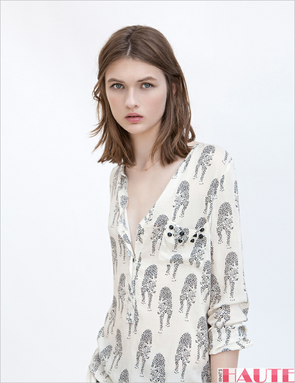 Zara TRF Lookbook