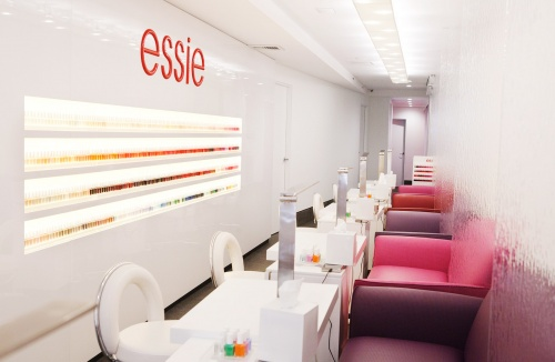 Essie Flagship Nail Salon