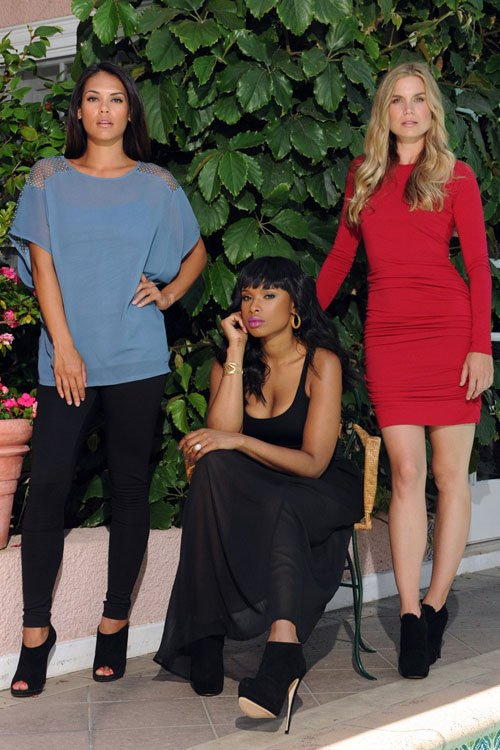 Jennifer Hudson clothing line for every woman - at QVC