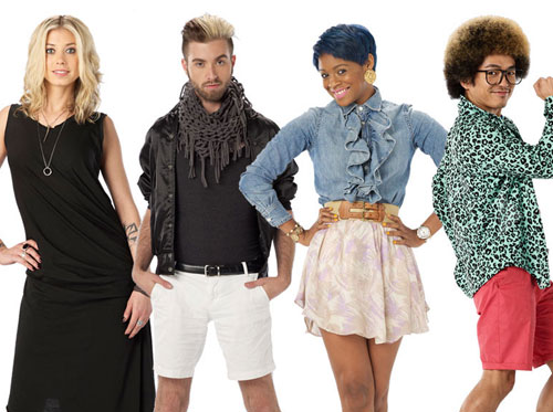 New contestants of Project Runway Season 10