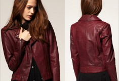 Haute buy: ASOS Leather Biker Jacket