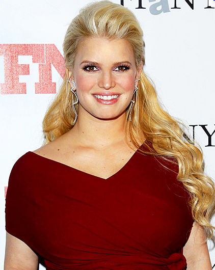 Jessica Simpson plans to design wedding dress collection