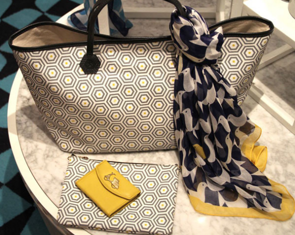 Interior designer Jonathan Adler designs wearable accessories