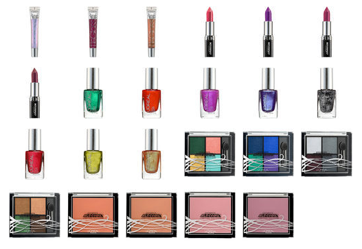 L'Oreal Paris Project Runway Makeup Collection