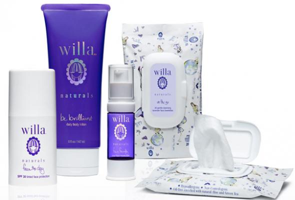 Willa Skincare Collection