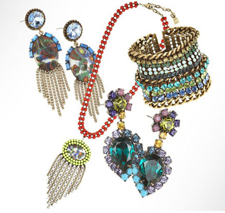 Calypso Loves Dannijo jewelry collection