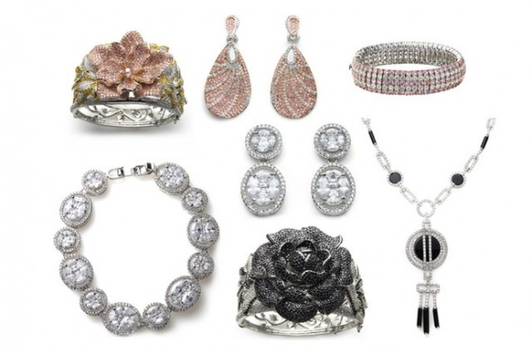 Haute fashion beauty news roundup embellish by david for David tutera wedding jewelry collection