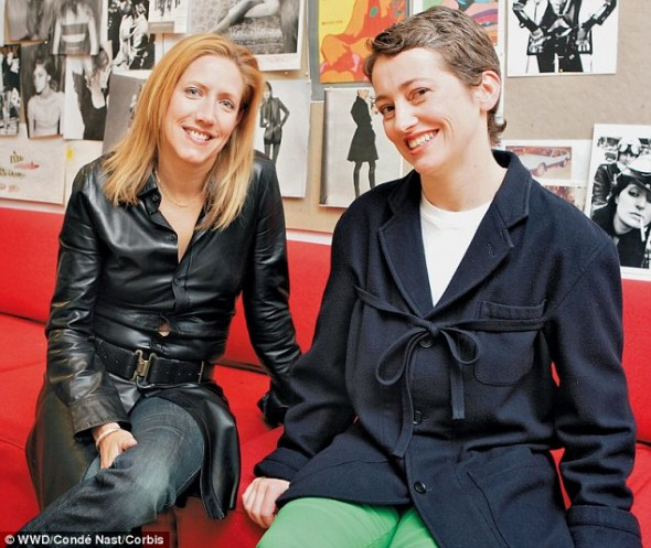 Kari Sigerson and Miranda Morrison of Sigerson Morrison face legal battle against Marc Fisher