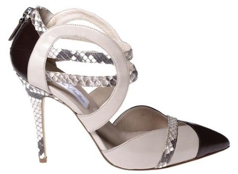 Monique Lhuillier shoe line