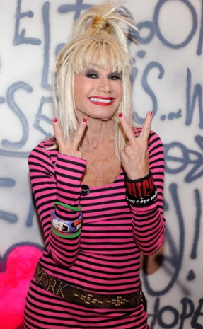 Betsey Johnson launches dress line