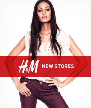 H&M new NYC store