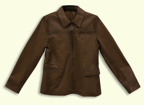 Target leather Katniss jacket - The Hunger Games