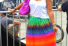 My style & street style at the 8th annual AfroPunk Festival