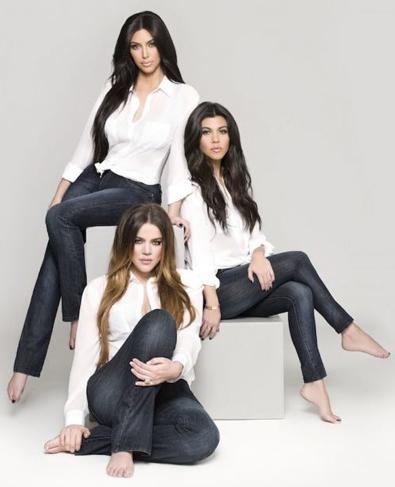 Kardashian Kurves Plus Size Denim Collection