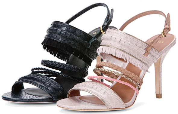Aerin Lauder introduces footwear collection