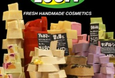 Just thought you should know: I'm in love with Lush Fresh Handmade Cosmetics!
