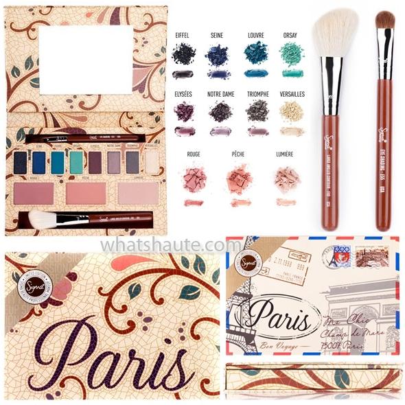Sigma Beauty Paris Palette - Limited Edition