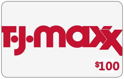 Win one of two $100 TJ Maxx gift cards