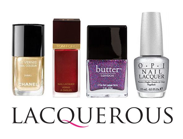 Nail polish subscription service Lacquerous