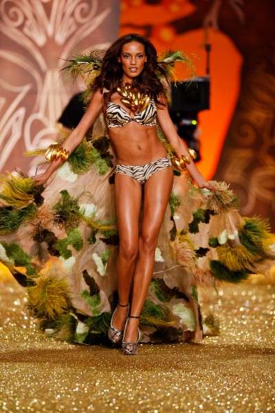 Victoria's Secret Angel Selita Ebanks retires