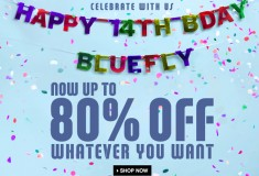 Today's sales + shopping deals: Great gifts under $50, Bluefly's birthday sale & designer markdowns up to 80% off