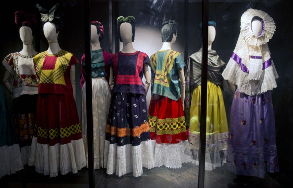 Appearances Can Be Deceiving - The Dresses of Frida Kahlo