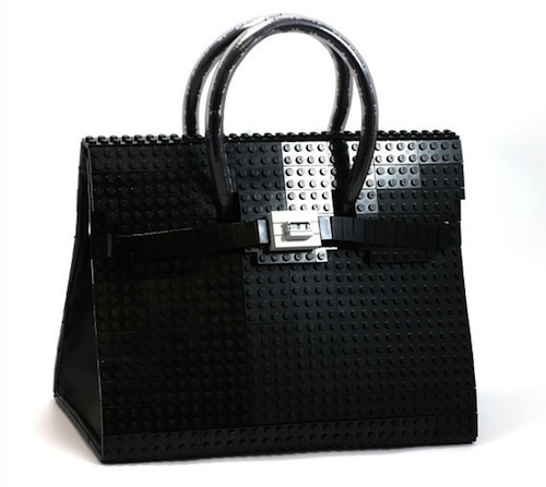Lego Birkin bag