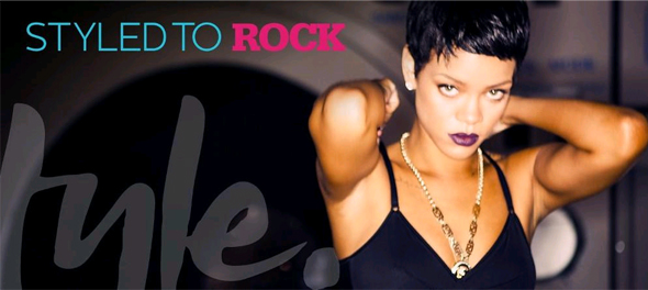 Rihanna's show 'Styled to Rock' to air on The Style Network