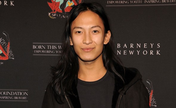 Alexander Wang at Barneys New York Launch Of Gaga's Workshop