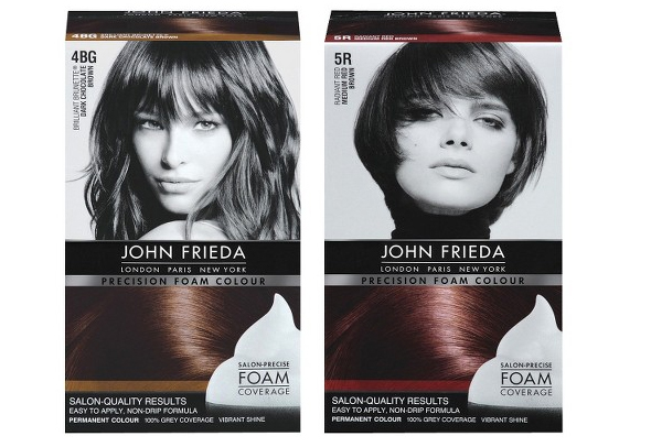 John Frieda Precision Foam Colour