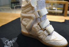 PMK creates custom kicks for Beyonce: the