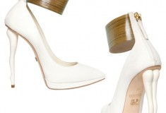 Haute buy: Dukas Suede Doll Heel Pumps