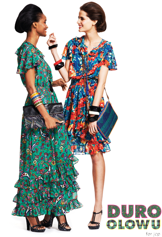 Lookbook: Duro Olowu for jcp collection