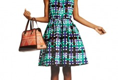 Lookbook: Duro Olowu for jcp collection - Look 1