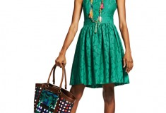 Lookbook: Duro Olowu for jcp collection - Look 11
