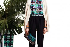 Lookbook: Duro Olowu for jcp collection - Look 2
