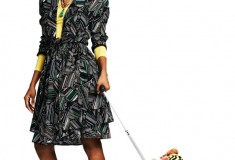 Lookbook: Duro Olowu for jcp collection - Look 20