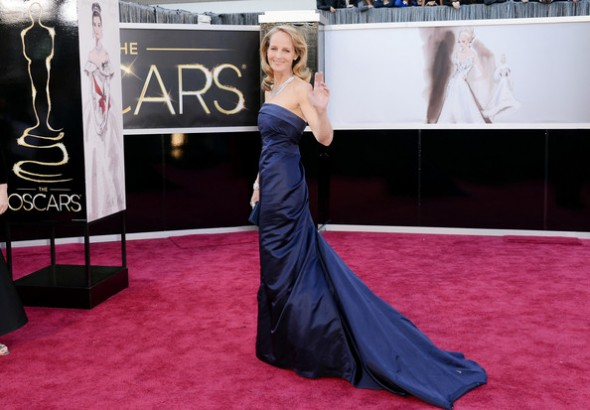 Helen Hunt in H&M