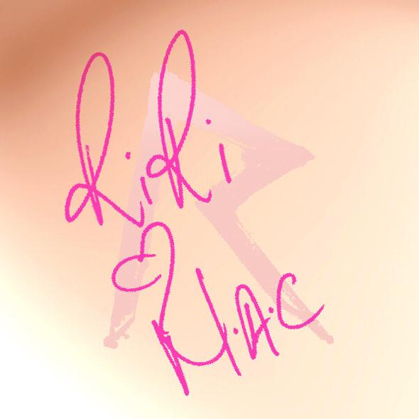 RiRi Hearts MAC cosmetics line and makeup collection