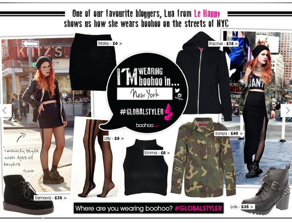 boohoo #globalstyler New York blogger