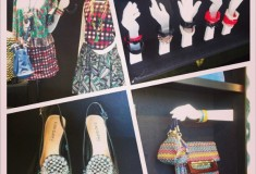 Duro Olowu gifting suite during New York Fashion Week