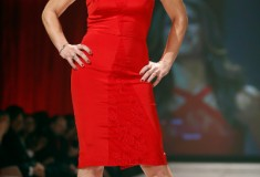 The Heart Truth - Jillian Michaels in Cushnie et Ochs