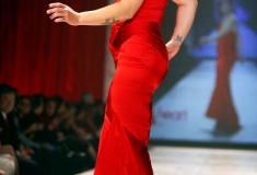 The Heart Truth - Kelly Osbourne in Zac Posen