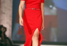 The Heart Truth - Soledad O' Brien in Black Halo