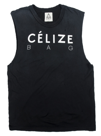 Celize Bag tank