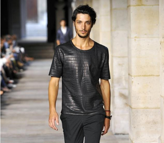 Hermes $91,500 crocodile t-shirt